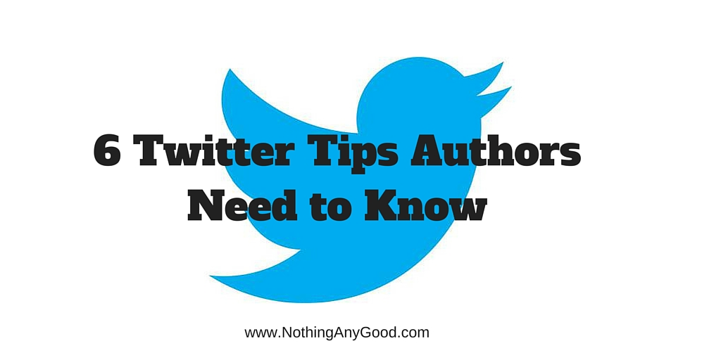 Twitter Tips Authors Need to Know