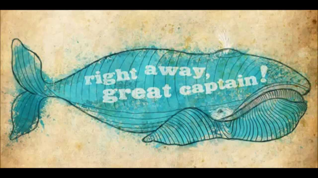 Right Away Great Captain lyrics