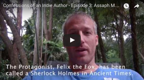 Asaph Mehr author confessions