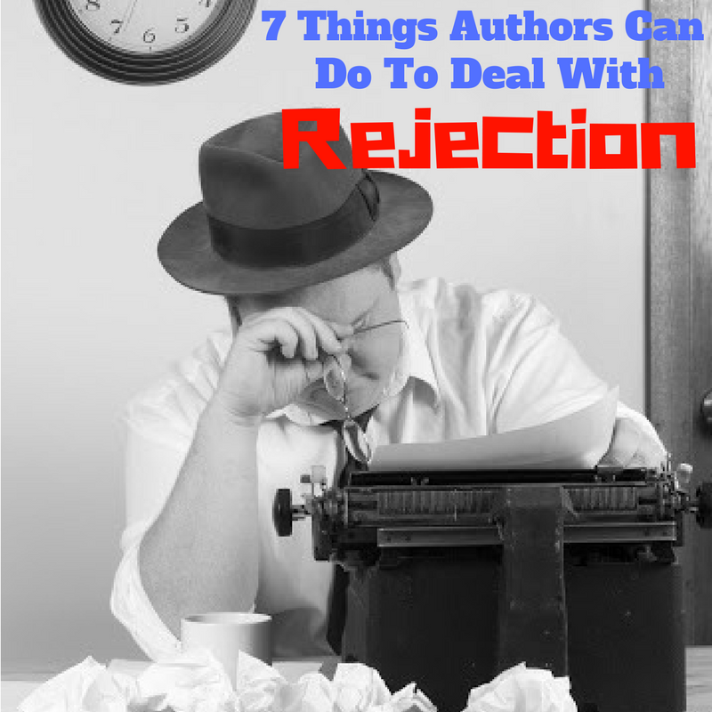 How authors can deal with rejection