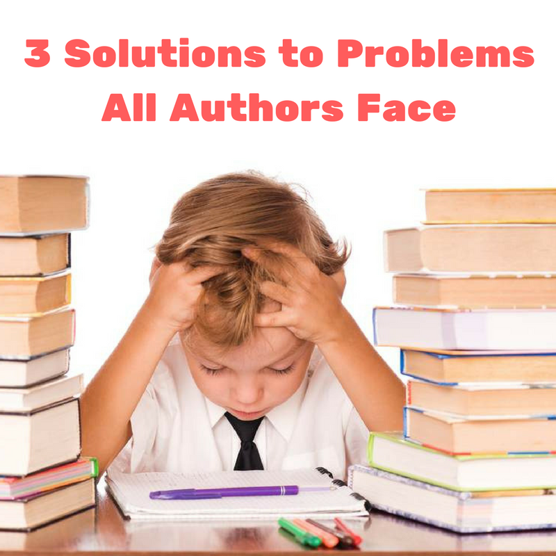 Writers problems and solutions