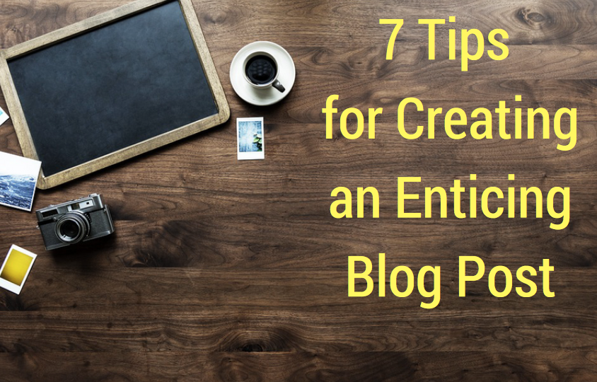 How to Create an Engaging Blog Post