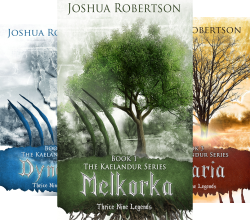 The Kaelandur Series by Joshua Robertson