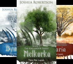 The Kaelandur Series by Joshua Robertson